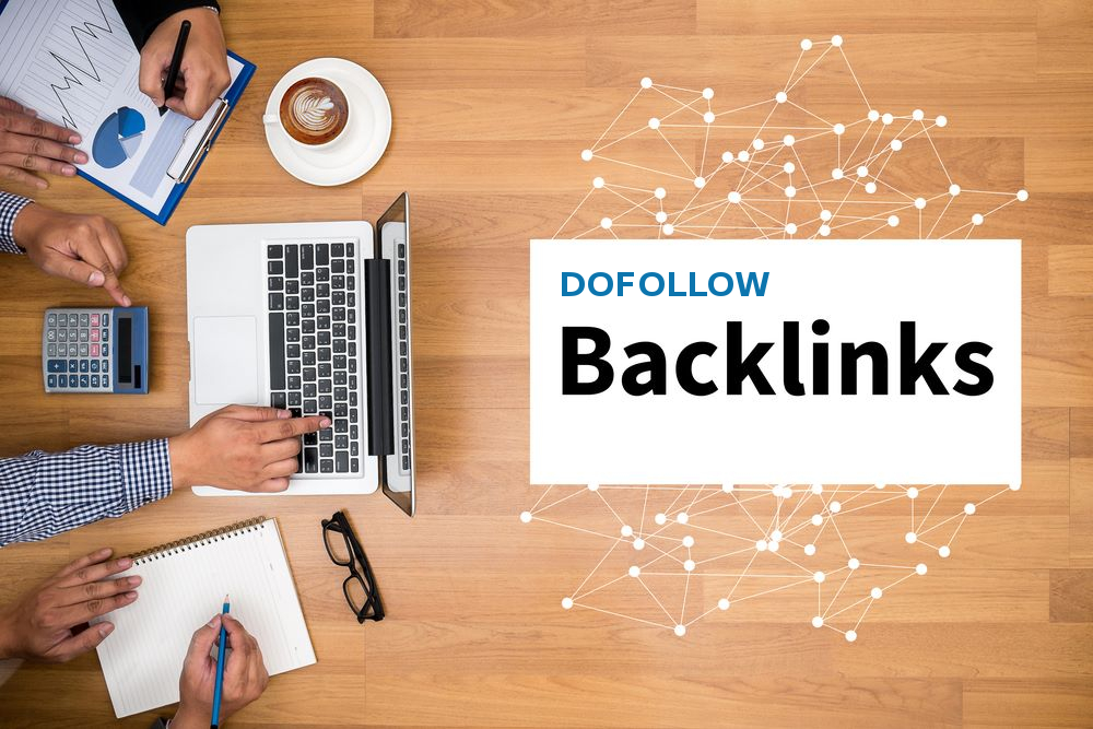 Do-follow backlinks (mix platforms)