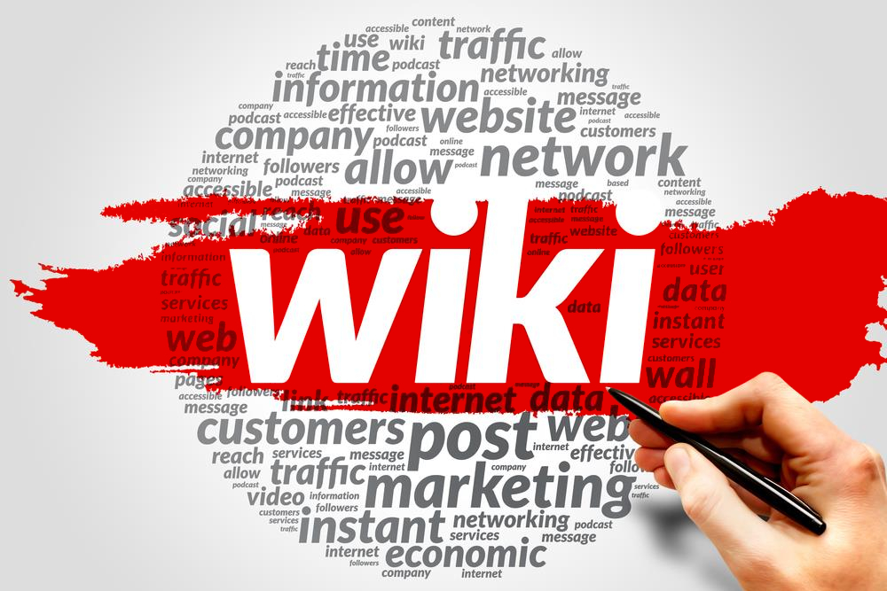 Wiki articles Backlinks (contextual backlinks)