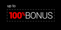 up to 100% bonus